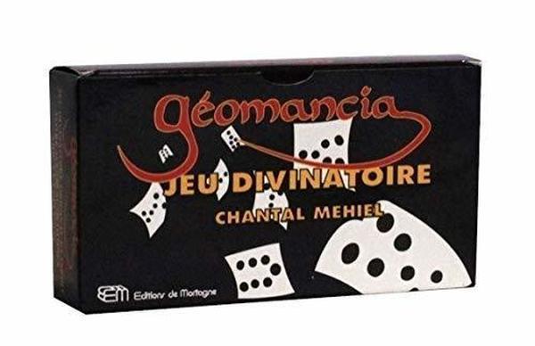 Géomancia cartes divinatoires